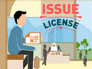 #General trading license in UAE