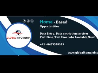 Data Entry Operator/ Back end operator.