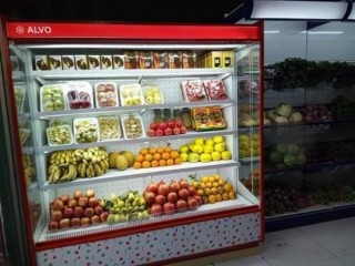 Fruit Display Chiller, Vegetable Chiller, Open Display Chiller in  Pakistan, Multi Deck Chiller in Pakistan, UP Right