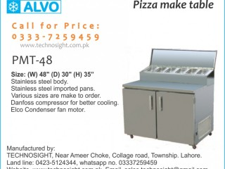 Pizza Table, Refrigerated Pizza Prep Table,Pizza Prep Table In Pakistan, Table for Pizza Making, Prep Table for Pizza Making