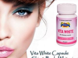 Online vita white skin white capsule in Swabi | 03026149898