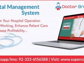 Doctor Briefcase - Best Hospital Management System