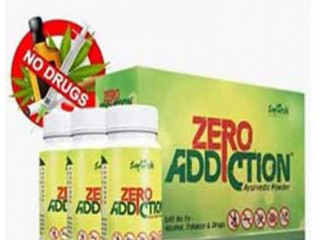 Zero Addiction In Pakistan | Ayurvedic Supplement | Incentives for smoking