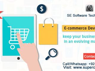ECommerce Website Design & Development Service