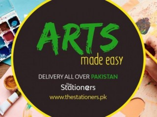 Art Supplies - Art & Craft Shop And Office Stationery Online Store Pakistan
