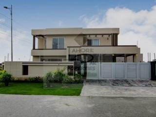 1 Kanal Brand New House For Sale In DHA