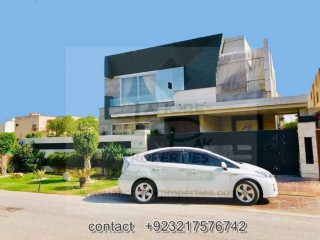1 Kanal Brand New House For Sale In DHA Lahore