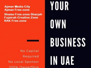 Are you thinking to start your own business in UAE?