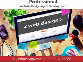 Get professional website design service at very low price