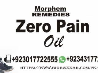 Zero Pain Oil - 1.2k review in Lahore +923017722555