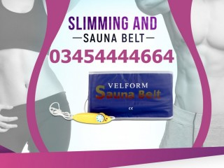 Slim Sauna Belt Online Shopping In Pakistan Contact 03454444664