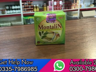 Montalin Capsules For Joint Pain - 03007986985