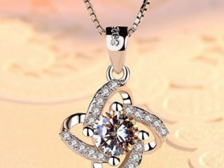Women Jewelry Necklaces Silver in Karachi, Jewel Mart, Online Jewelry Shopping
