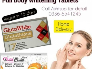 Whole body whitening Glutathione Pills in Pakistan - Max Results in Minimum Time
