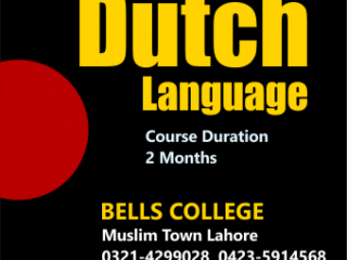 Nederlands/Dutch Language Level A1 Pass with 100% Guarantee BELS COLLEGE