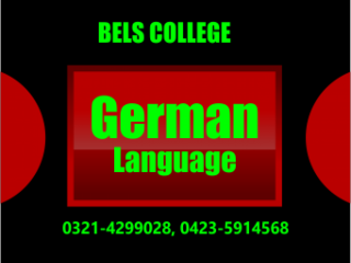 German A1 Language course in Lahore BELS COLLEGE