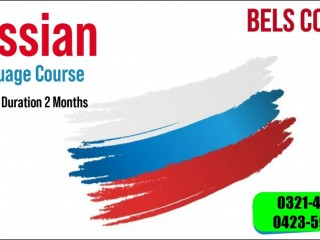 Russian Language Level A1 Center in Lahore Pakistan