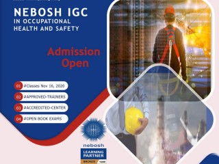 Nebosh International General Certificate courses in Lahore