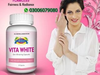 Vita White Skin Whitening Capsules In Jhang - 03006079080