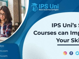 IPS Uni's Short Courses can Improve Your Skill Set