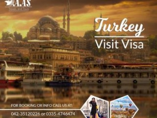 Turkey Visit Visa From Pakistan - Complete Visa Process & Guide