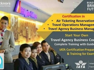 Air Ticketing & Reservation Course in Lahore by Recknors